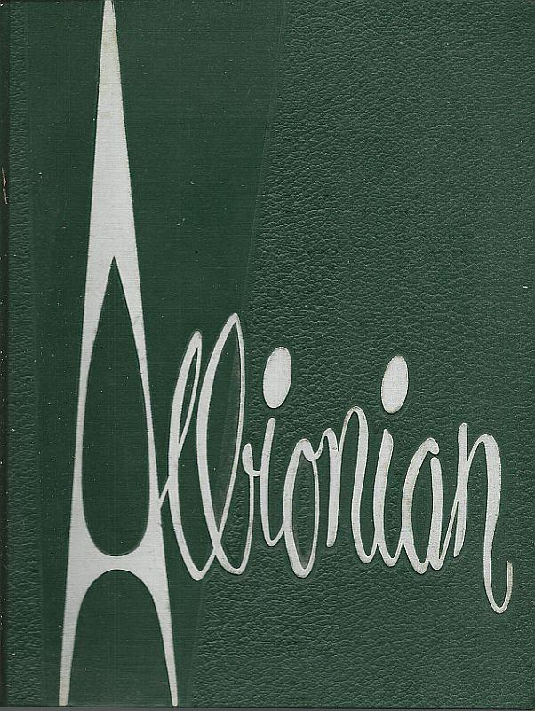 ALBIONIAN 1961 YEARBOOK, Yearbook