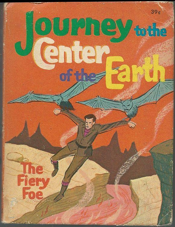 Image for JOURNEY TO THE CENTER OF THE EARTH The Fiery Foe