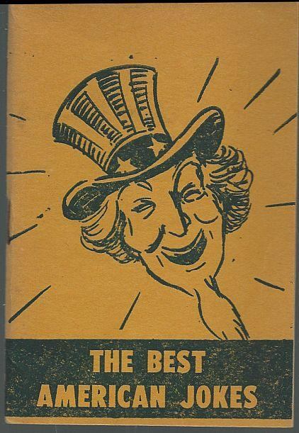 THE BEST AMERICAN JOKES, Wood, Clement editor