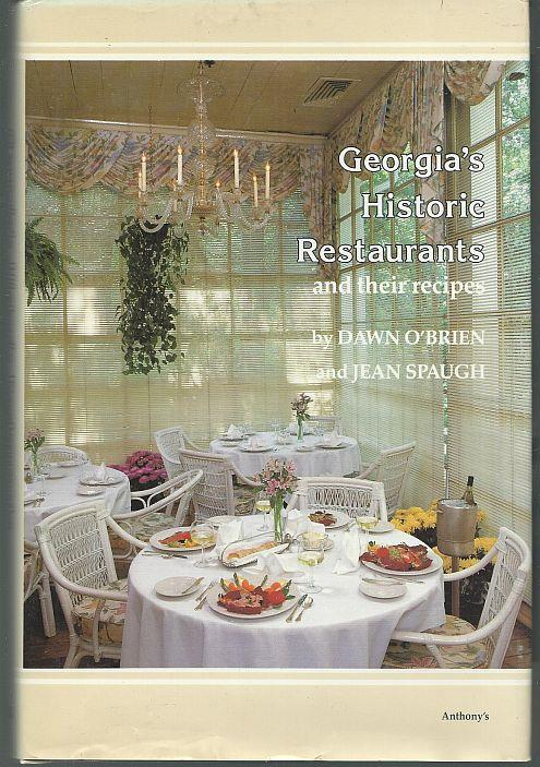 GEORGIA'S HISTORIC RESTAURANTS AND THEIR RECIPES, O'Brien, Dawn