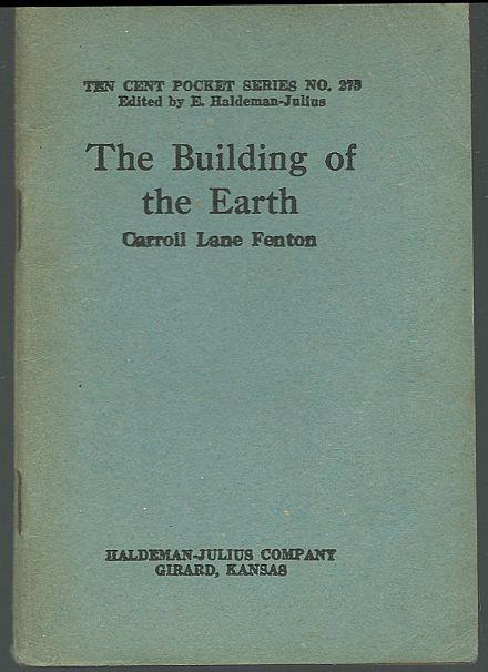 Image for BUILDING OF THE EARTH