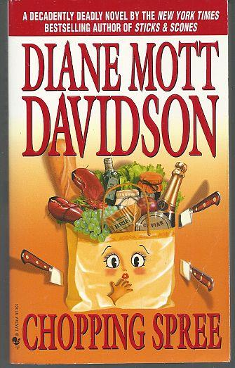 CHOPPING SPREE, Davidson, Diane Mott