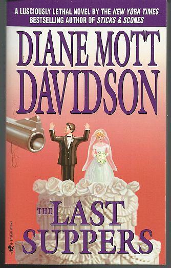 LAST SUPPERS, Davidson, Diane Mott