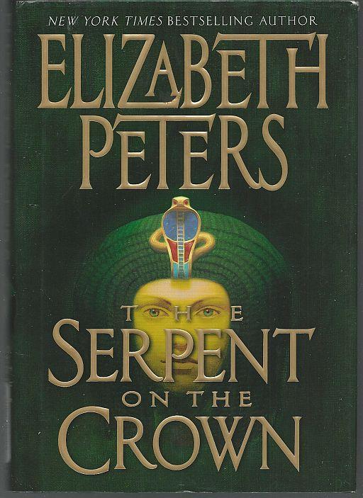 SERPENT ON THE CROWN, Peters, Elizabeth