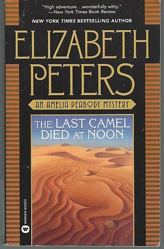 Image for LAST CAMEL DIED AT NOON