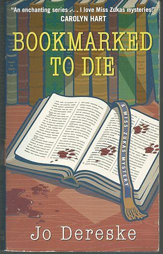 Image for BOOKMARKED TO DIE