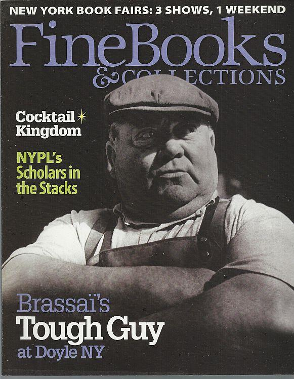 Image for FINE BOOKS AND COLLECTIONS MAGAZINE SPRING 2011