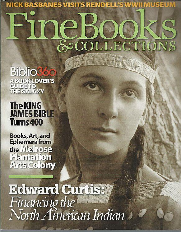 Image for FINE BOOKS AND COLLECTIONS MAGAZINE SUMMER 2011