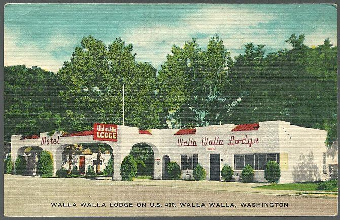 Image for WALLA WALLA LODGE ON US 410, WALLA WALLA, WASHINGTON