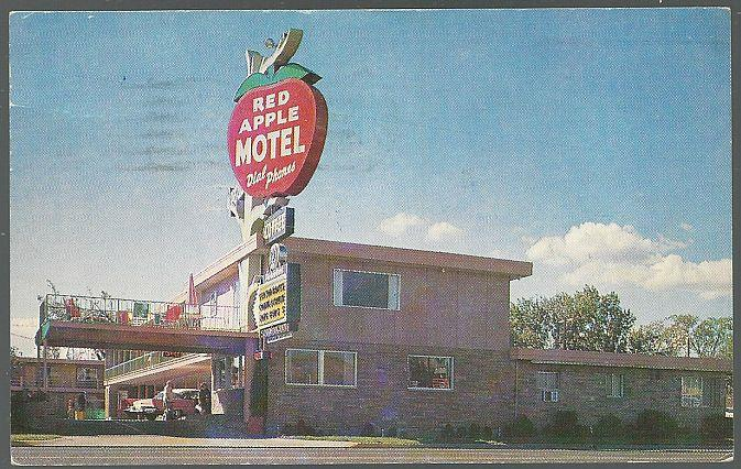 Image for RED APPLE MOTEL, YAKIMA, WASHINGTON