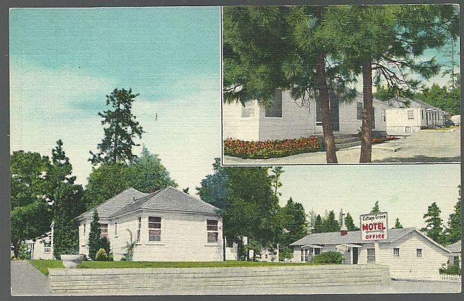 Image for COTTAGE GROVE MOTEL, SPOKANE, WASHINGTON