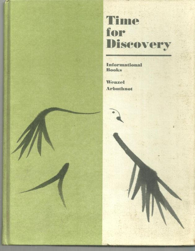 Image for TIME FOR DISCOVERY Informational Books