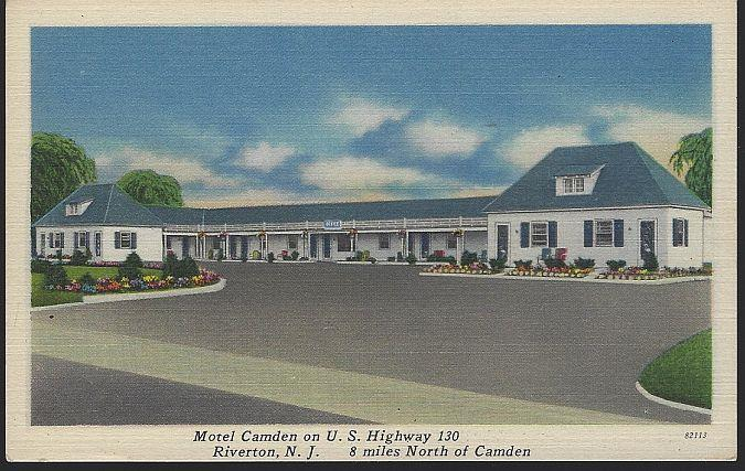 Image for MOTEL CAMDEN, RIVERTON, NEW JERSEY