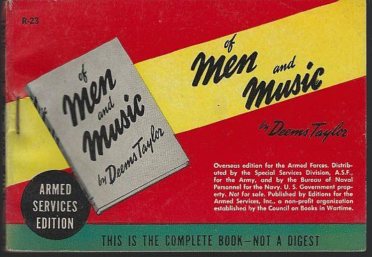 OF MEN AND MUSIC, Taylor, Deems