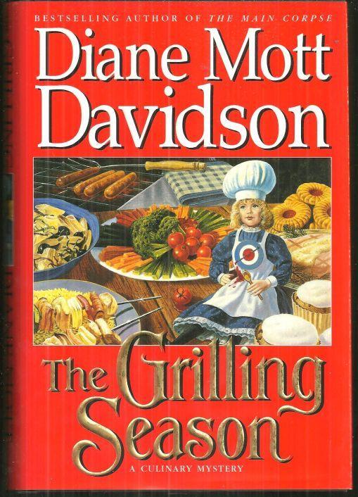 GRILLING SEASON, Davidson, Diane Mott