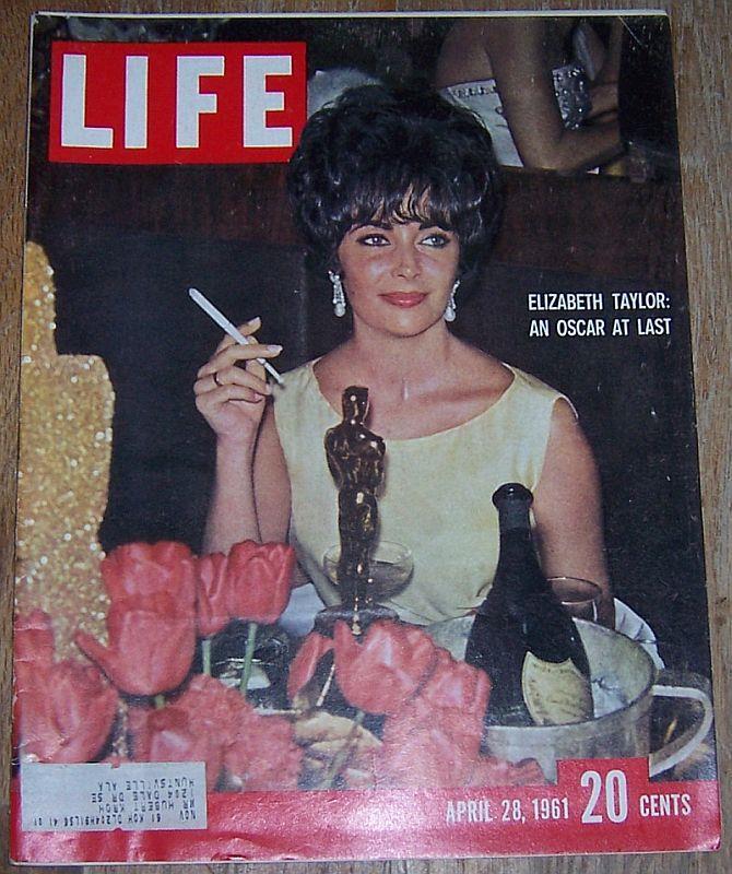 LIFE MAGAZINE APRIL 28, 1961, Life Magazine