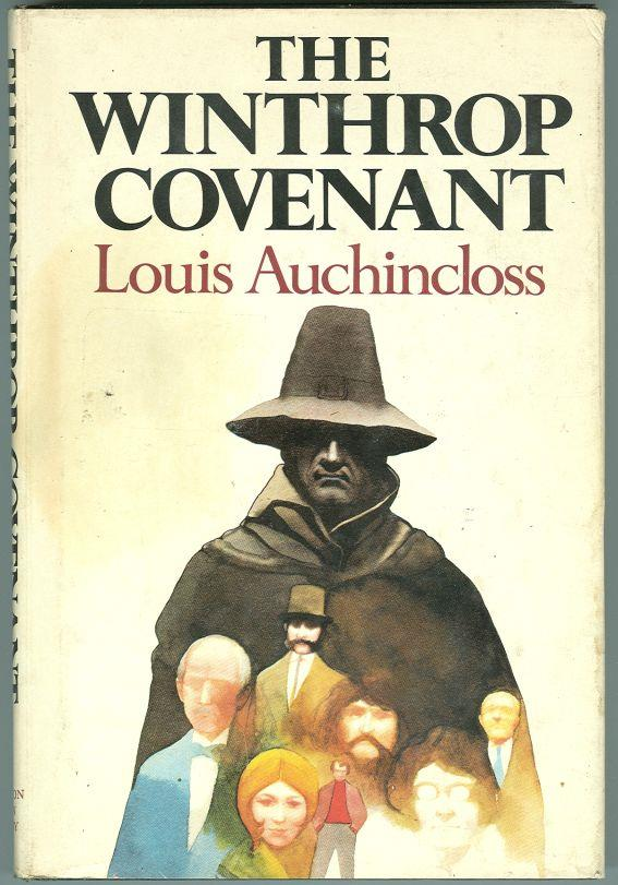 WINTHROP COVENANT, Auchincloss, Louis