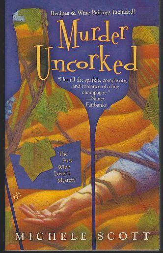 MURDER UNCORKED, Scott, Michele