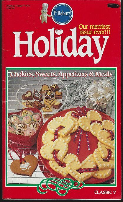 HOLIDAY Classic V Cookies, Sweets, Appetizers and Meals, Pillsbury