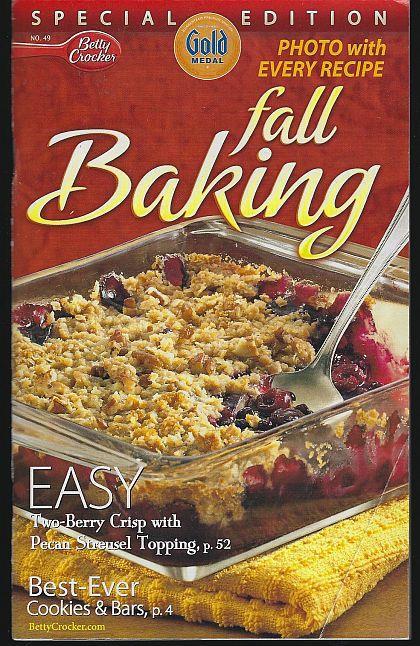 FALL BAKING Special Edition, Betty Crocker