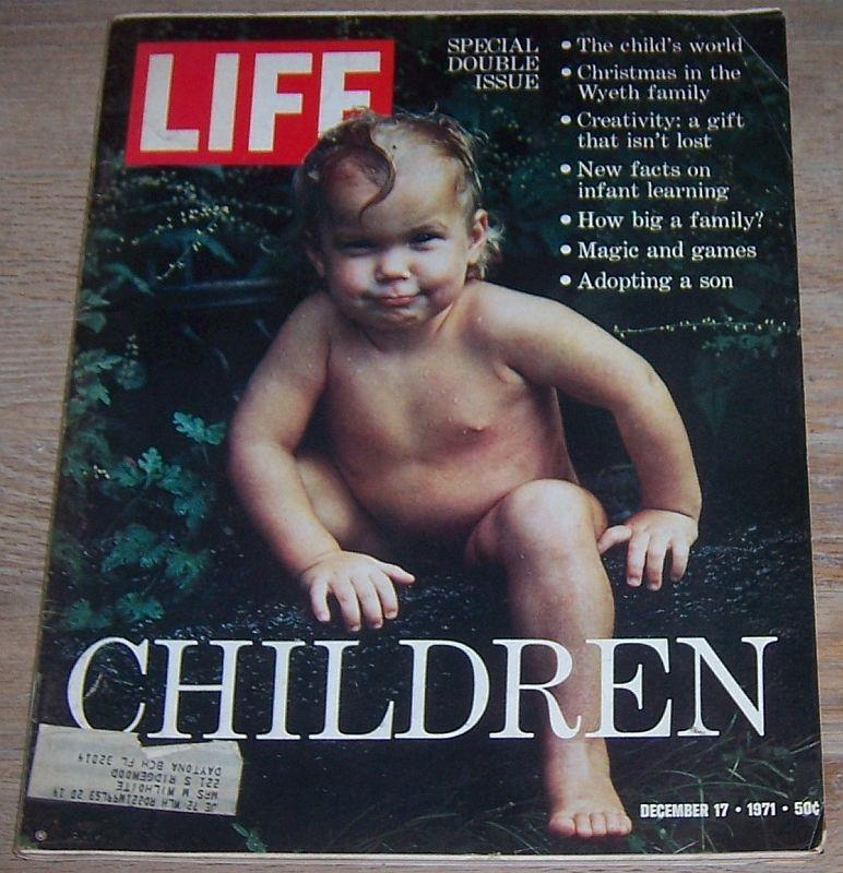 LIFE MAGAZINE DECEMBER 17, 1971, Life Magazine