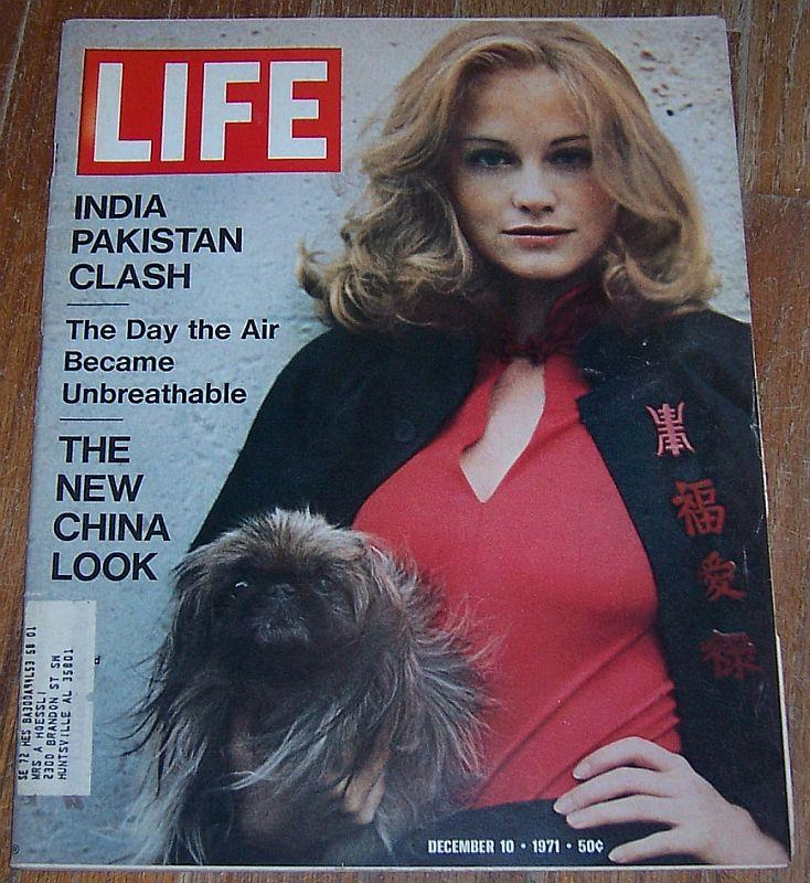 LIFE MAGAZINE DECEMBER 10, 1971, Life Magazine