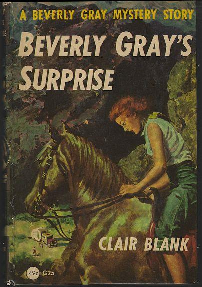 BEVERLY GRAY' S SURPRISE, Blank, Clair
