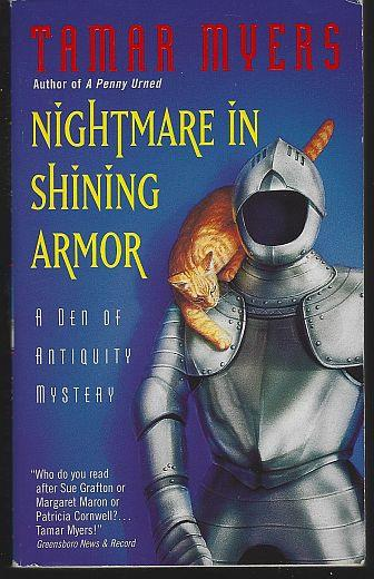NIGHTMARE IN SHINING ARMOR, Myers, Tamar