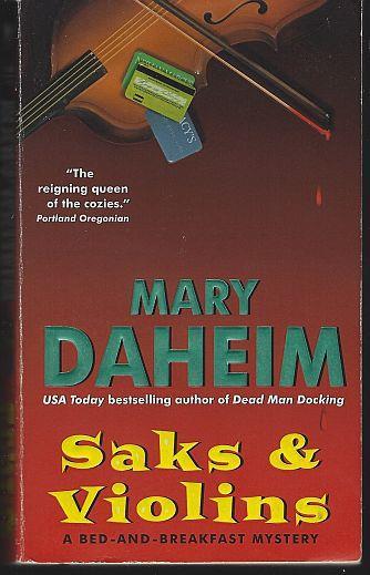 SAKS & VIOLINS, Daheim, Mary