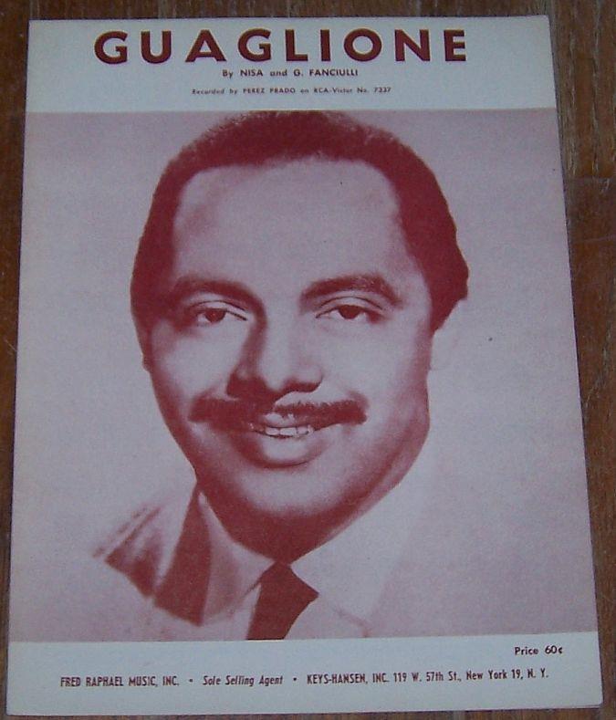 GUAGLIONE, Sheet Music