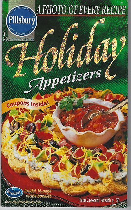 HOLIDAY APPETIZERS December 2000, Pillsbury