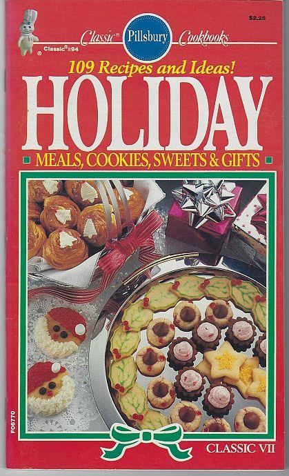 HOLIDAY Meals, Cookies, Sweets and Gifts Classic #94, Pillsbury