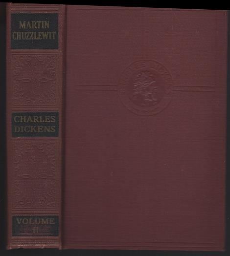 MARTIN CHUZZLEWIT, Dickens, Charles