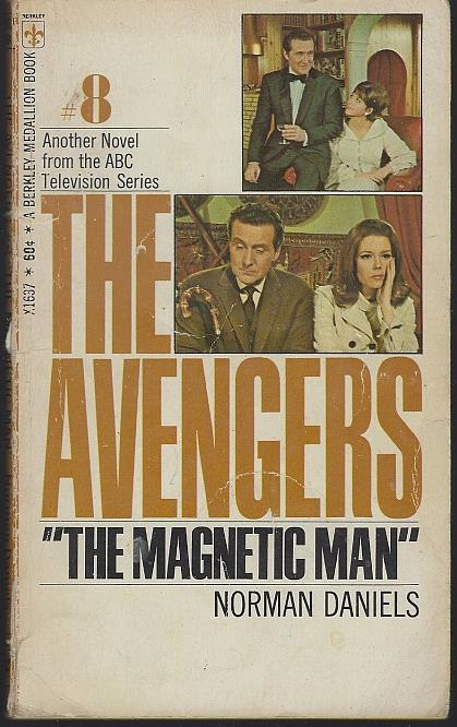 MAGNETIC MAN, Daniels, Norman