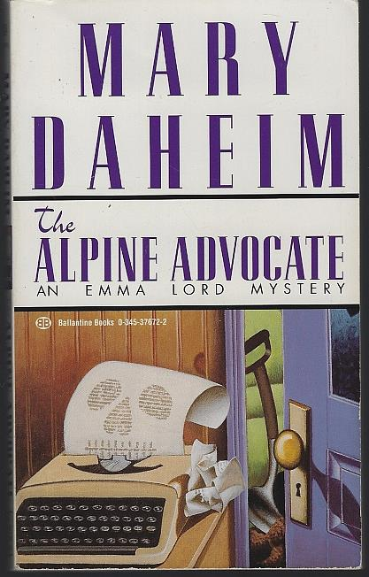 ALPINE ADVOCATE, Daheim, Mary