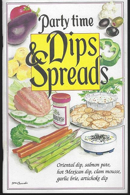 Image for PARTY TIME DIPS AND SPREADS