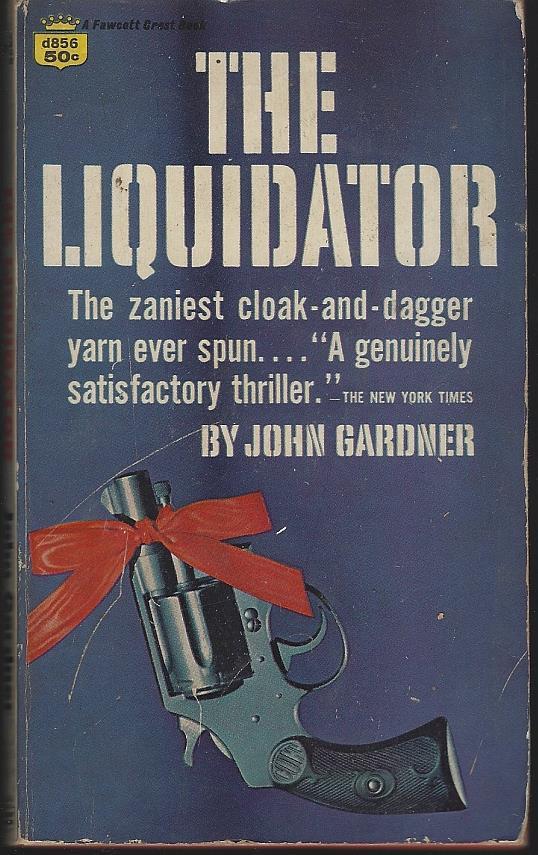 LIQUIDATOR, Gardner, John