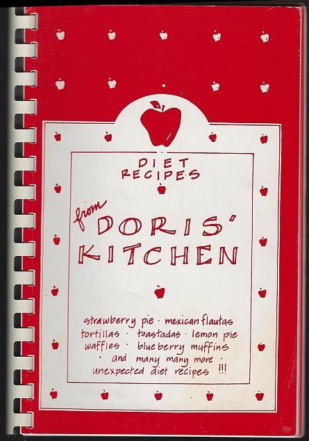 DIET RECIPES FROM DORIS' KITCHEN, Cross, Doris