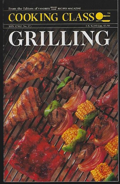 GRILLING, Cooking Class