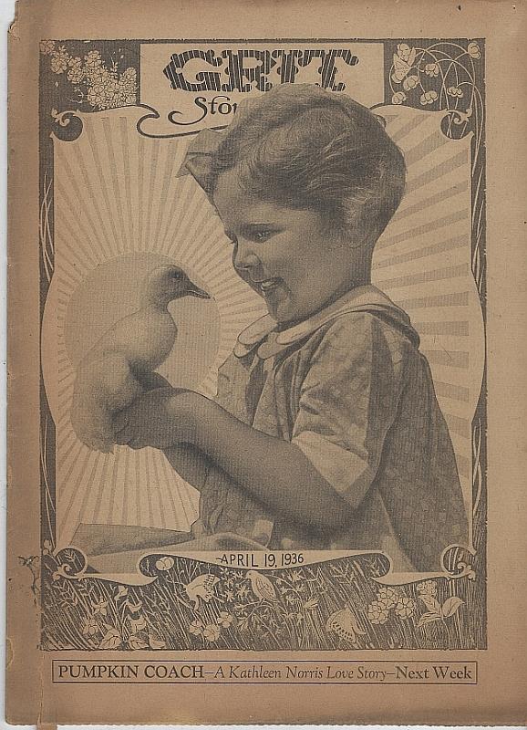 GRIT STORY SECTION APRIL 19, 1936, Grit