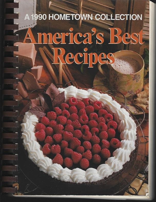 AMERICA'S BEST RECIPES A 1990 Hometown Collection, Krahn, Janice editor