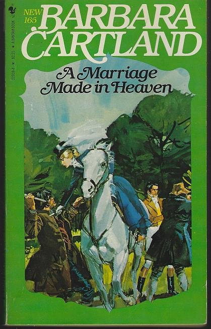MARRIAGE MADE IN HEAVEN, Cartland, Barbara