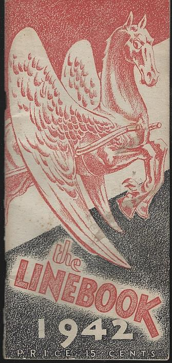 Image for LINE BOOK 1942 Centennial Edition