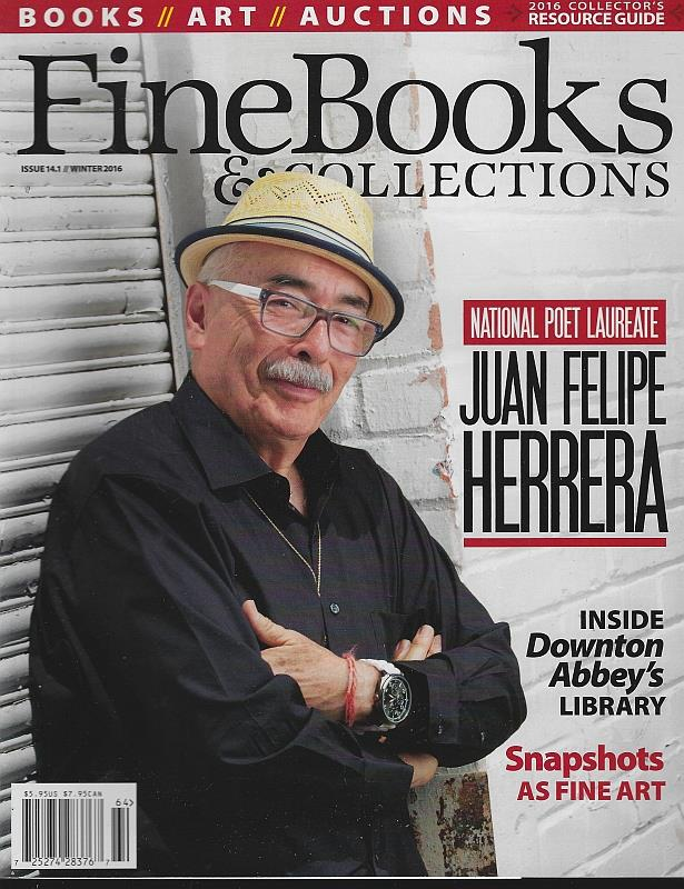 Image for FINE BOOKS AND COLLECTIONS MAGAZINE WINTER 2016