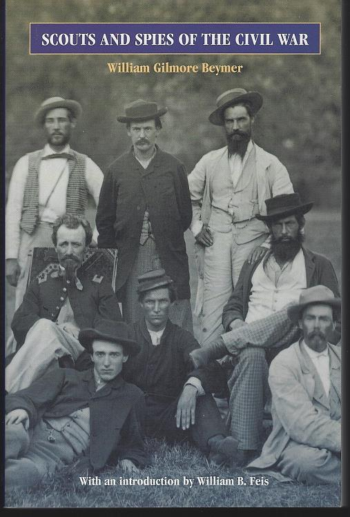 Image for SCOUTS AND SPIES OF THE CIVIL WAR