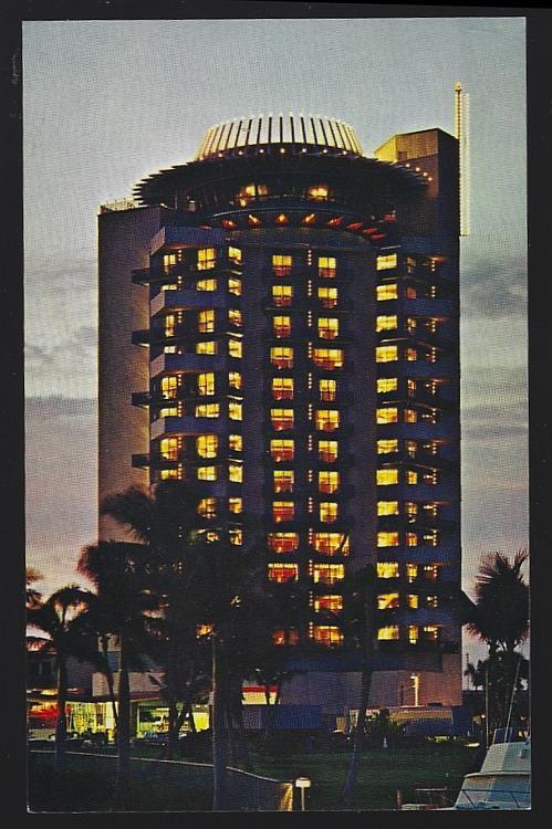 PIER 66, FT. LAUDERDALE, FLORIDA, Postcard