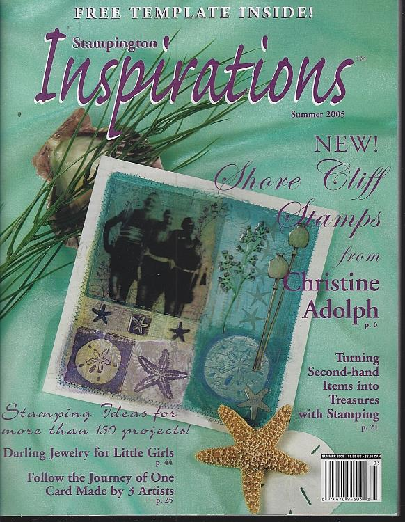 Image for INSPIRATIONS MAGAZINE SUMMER 2005