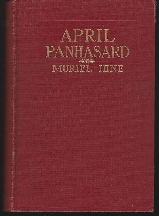 APRIL PANHASARD, Hine, Muriel