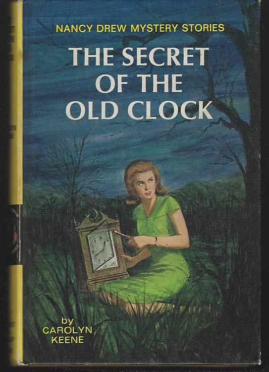 SECRET OF THE OLD CLOCK, Keene, Carolyn