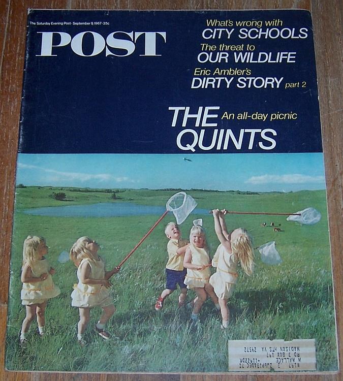 SATURDAY EVENING POST MAGAZINE SEPTEMBER 9, 1967, Saturday Evening Post